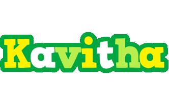 Kavitha soccer logo