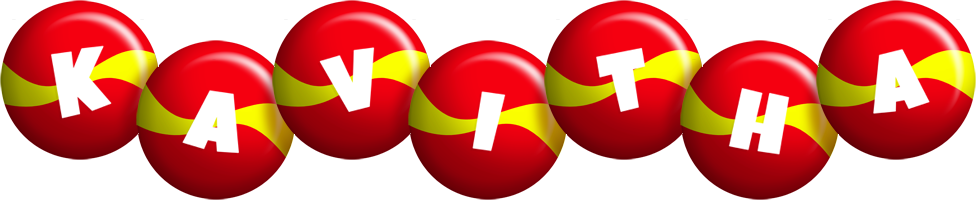Kavitha spain logo