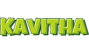 Kavitha summer logo