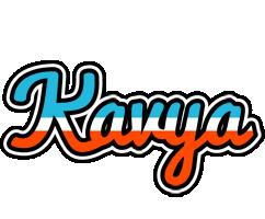 Kavya america logo
