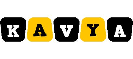 Kavya boots logo