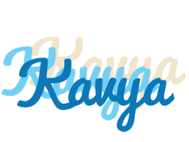 Kavya breeze logo