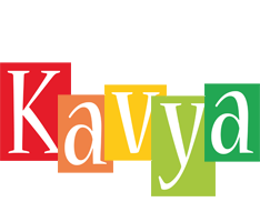 Kavya colors logo