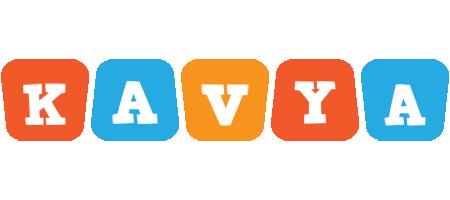 Kavya comics logo