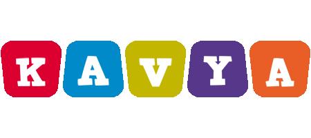 Kavya daycare logo