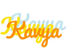 Kavya energy logo