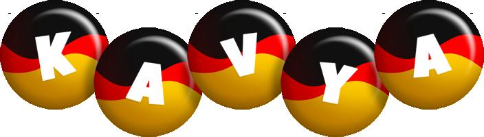 Kavya german logo