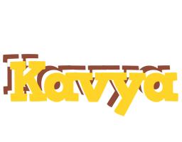 Kavya hotcup logo