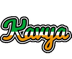 Kavya ireland logo