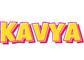 Kavya kaboom logo