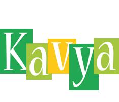 Kavya lemonade logo