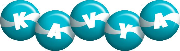 Kavya messi logo