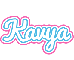 Kavya outdoors logo