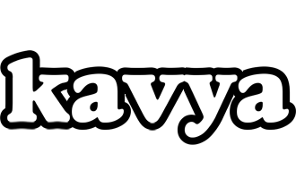 Kavya panda logo