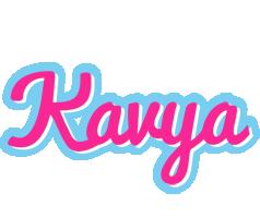 Kavya popstar logo