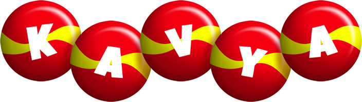 Kavya spain logo