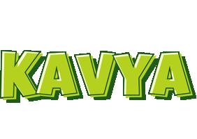 Kavya summer logo