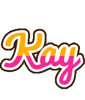 Kay smoothie logo
