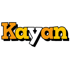 Kayan cartoon logo