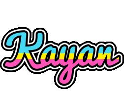 Kayan circus logo