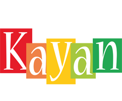 Kayan colors logo
