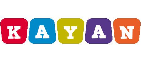 Kayan daycare logo