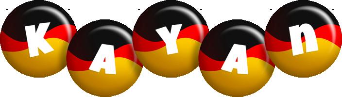 Kayan german logo