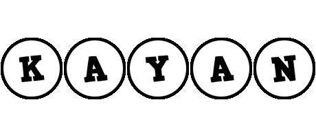 Kayan handy logo