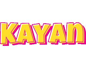 Kayan kaboom logo