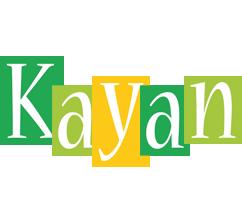 Kayan lemonade logo