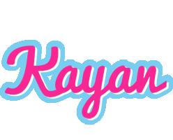 Kayan popstar logo