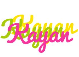 Kayan sweets logo