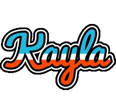 Kayla america logo