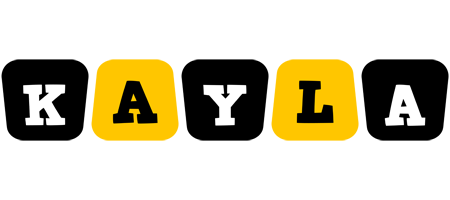 Kayla boots logo