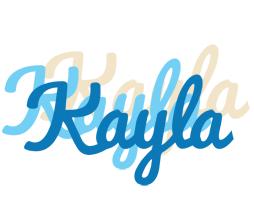 Kayla breeze logo