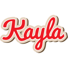 Kayla chocolate logo