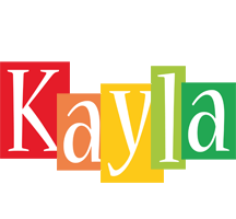 Kayla colors logo