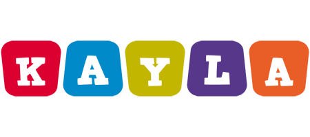 Kayla daycare logo