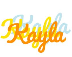 Kayla energy logo