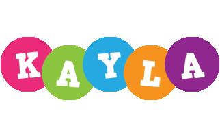 Kayla friends logo