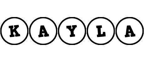 Kayla handy logo