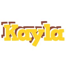 Kayla hotcup logo
