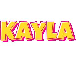 Kayla kaboom logo