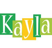Kayla lemonade logo