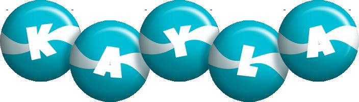 Kayla messi logo