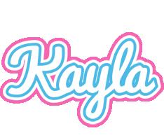 Kayla outdoors logo