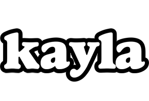 Kayla panda logo