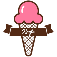 Kayla premium logo