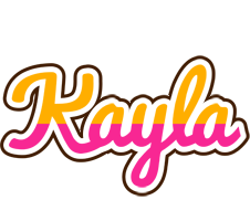 Kayla smoothie logo