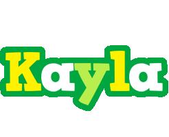 Kayla soccer logo